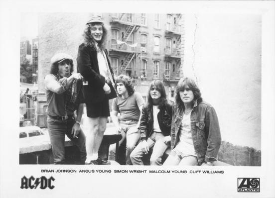Raised on AC/DC